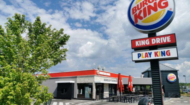 L214 interpelle Burger King sur le sort des poulets d'élevage - 20 Minutes