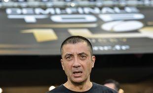 Mourad Boudjellal à Toulon le 5 juin 2015