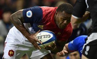La France a maîtrisé les Samoa samedi à Toulouse
