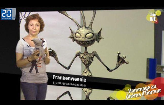 Caroline Vié, notre critique cinéma, décrypte «Frankenweenie» de Tim Burton.