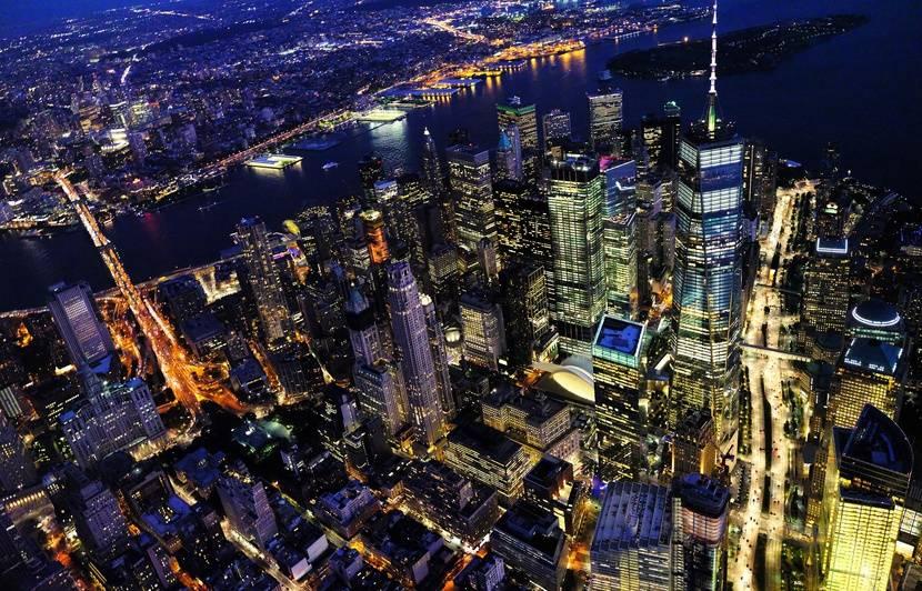 New York : Les appartements de luxe en haut des gratte-ciel ont du mal à trouver preneur
