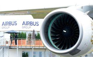Airbus annonce la baisse du rythme de production de son A380 à un exemplaire par mois à partir de 2018 pour ajuster sa production