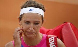 Viktoria Azarenka refuse de jouer sous la pluie parisienne.