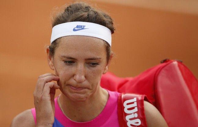 Roland-Garros 2020: «Qu'est-ce qu'on fait ici?»… Azarenka quitte le court en plein match et refuse de jouer à cause de la météo