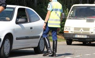 En quatre heures, les gendarmes de Châteaulin ont relevé vingt-cinq excès de vitesse dimanche après-midi.