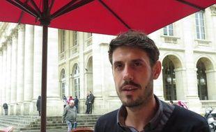 Alexandre Figuès, délégué régional de l'association Le Refuge à Bordeaux.