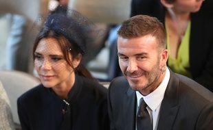 David et Victoria Beckham ont passé le week-end en Gironde.