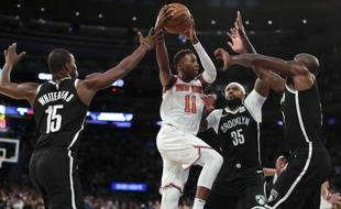 NBA. LeBron, Harden, Madison Square Garden... A quoi ressemblent les débuts de Frank Ntilikina avec les Knicks?