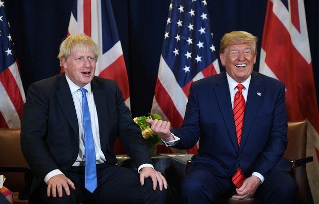 Pour Donald Trump, l'accord de Brexit de Johnson ne permet pas d'accord commercial avec les Etats-Unis