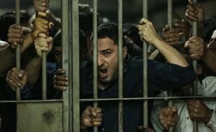 Navid Mohammadzadeh dans «La Loi de Téhéran» de Saeed Roustayi