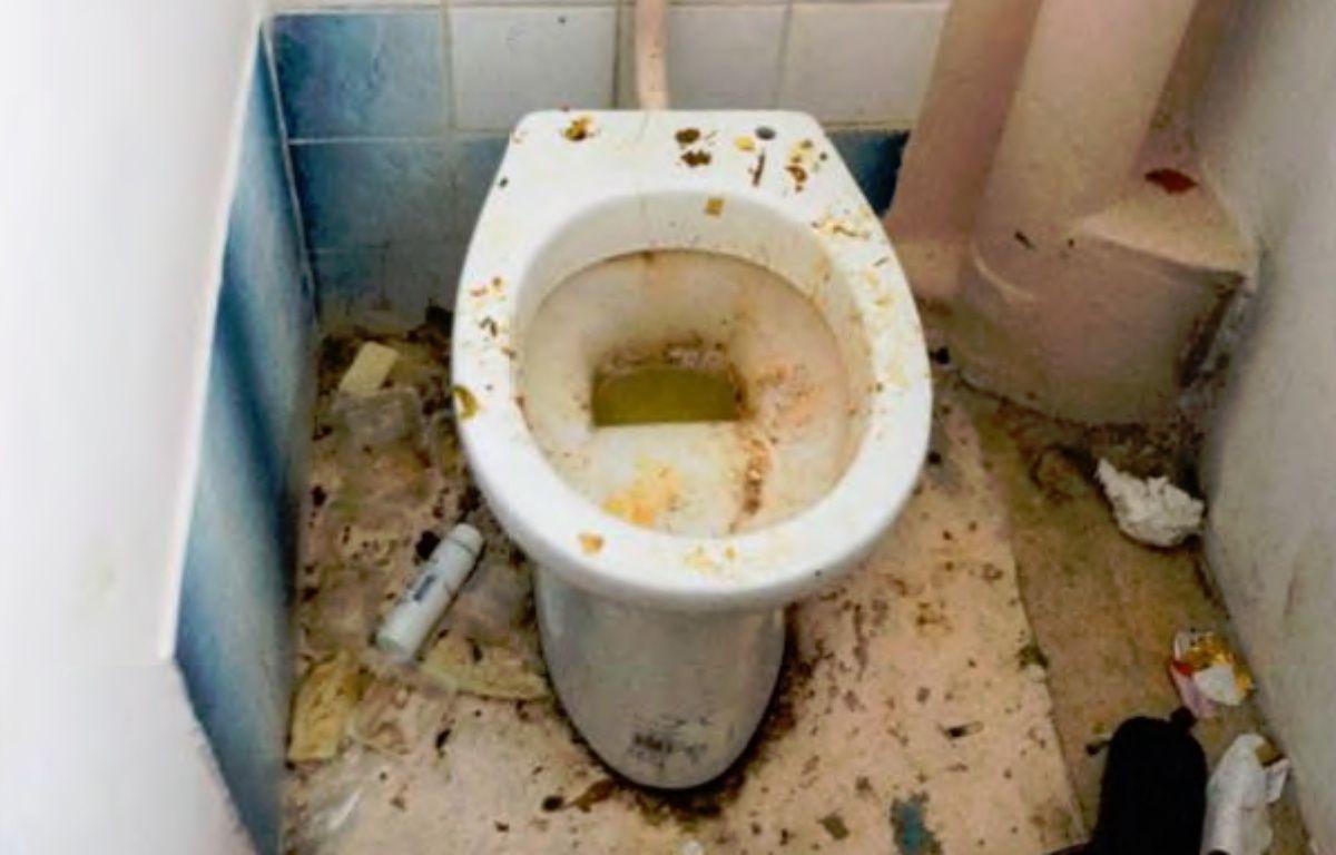 Toilettes à la maison centrale de Château-Thierry (Aisne) – Rapport de la cotnrôleuse générale des lieux de privation de liberté