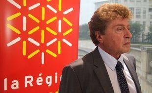 Damien Alary, président du conseil général de Languedoc-Roussillon