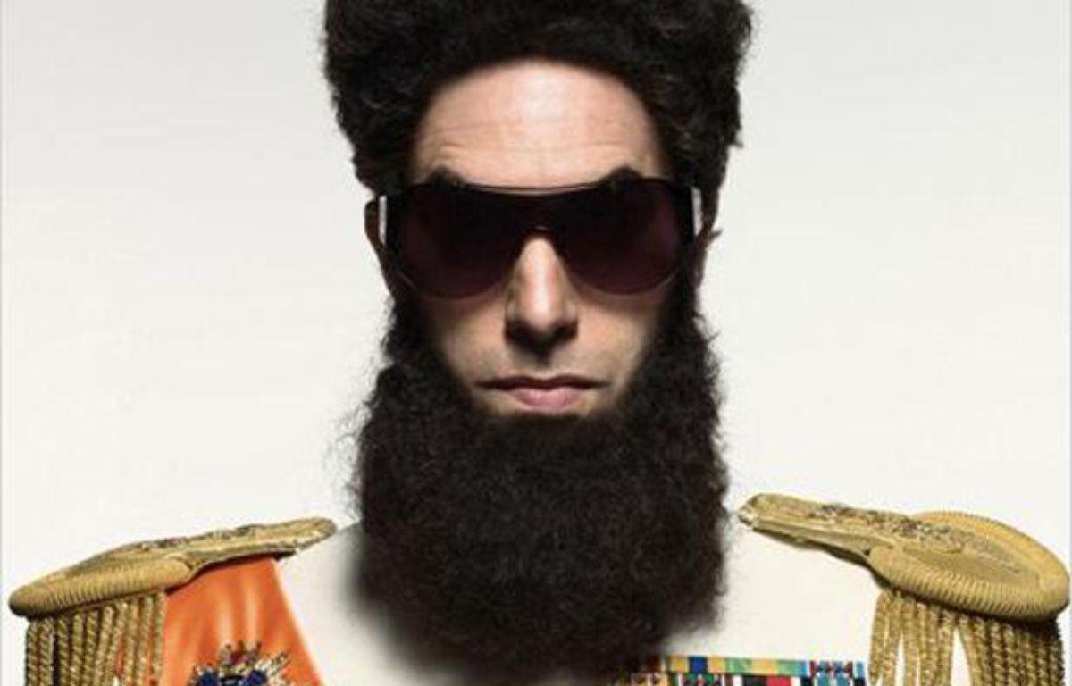 Sacha Baron Cohen dans le rôle de «The Dictator».  – Paramount pictures France