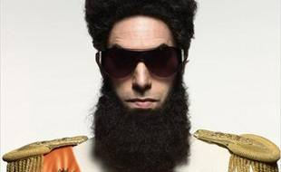 Sacha Baron Cohen dans le rôle de «The Dictator».