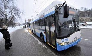 Des autobus gratuits pour décourager la circulation automobile? Tallinn est la première capitale européenne à instaurer la gratuité des transports publics pour tous ses habitants, afin de réduire les embouteillages et la pollution.