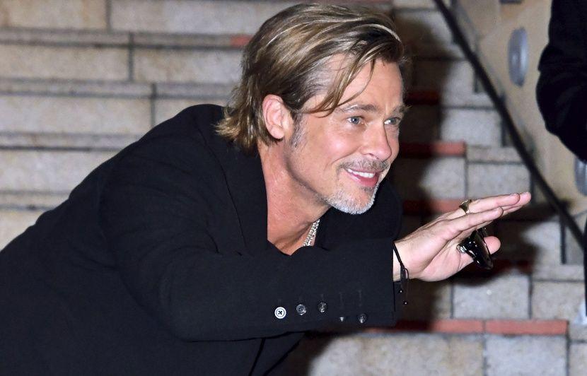 VIDEO. Brad Pitt dément toutes les relations qu'on lui prête depuis son divorce d'Angelina Jolie