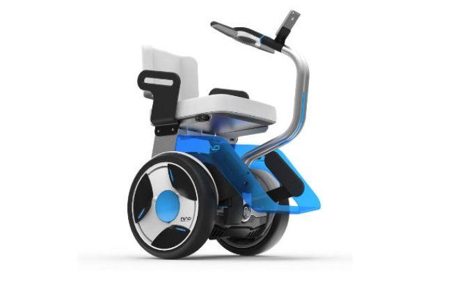 Grand Prix du Jury: Gyropode Nino, de Nino Robotics. - NINO ROBOTICS