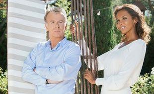 Franck Dubosc est la première personnalité non politique invitée de l'émission «Une ambition intime» présentée par Karine Le Marchand.