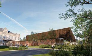 Un centre aqualudique d'une capacité d'accueil de 600 personnes par jour va ouvrir à l'été 2023 à Cenon, près de Bordeaux.