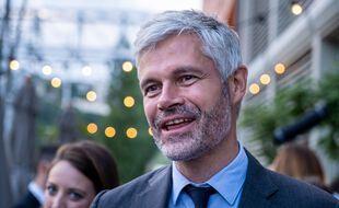 Laurent Wauquiez, facilement réélu à la présidence de la région Auvergne-Rhône-Alpes, a salué la victoire d'un cap clair qu'i s'était fixé.
