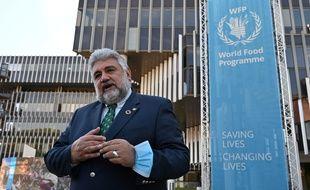 Le Nobel de la paix a couronné vendredi le Programme alimentaire mondial (PAM) des Nations unies.
