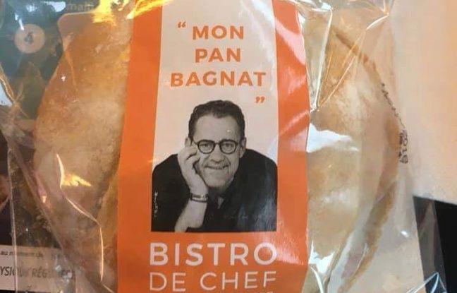 Michel Sarran prend des libertés avec la recette du pan bagnat.