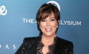 La star de téléréalité et femme d'affaires Kris Jenner