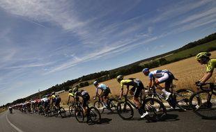 Le Tour de France, c'est le Tour de la France