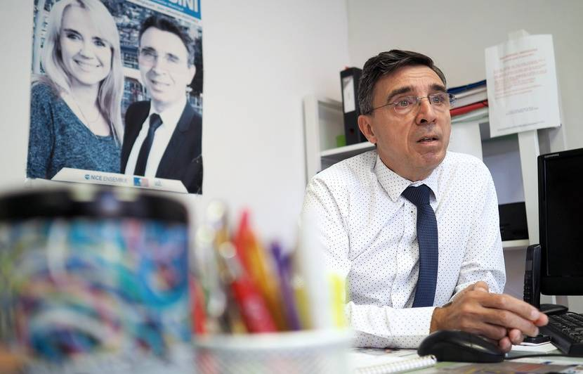 Municipales 2020 à Nice : Proche d'Eric Ciotti, l'élu Philippe Rossini annonce qu'il roulera pour Christian Estrosi