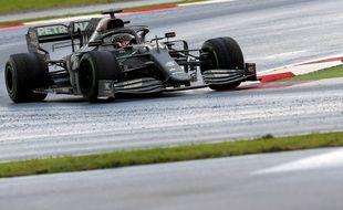 Lewis Hamilton en Turquie