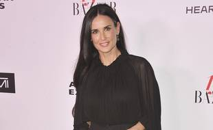 Demi Moore à Los Angeles
