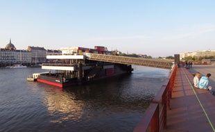 La barge Nantilus sera le lieu de rendez-vous de cette journée d'animations samedi.