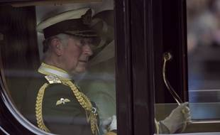 Le prince Charles au mariage de William et Kate, en 2011