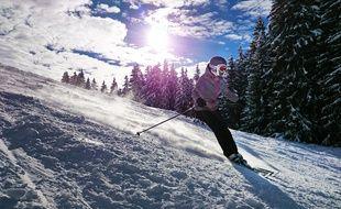 Des moniteurs de ski vosgiens adaptent la philosophie éducative Montessori à leur nouvelle école montée à La Bresse. Illustration