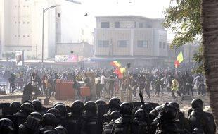 Sénégal: Un mouvement de contestation appelle à «descendre massivement dans la rue» pendant trois jours