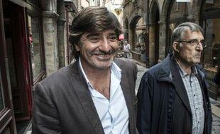 Michel Neyret le 19 septembre 2014 à Lyon