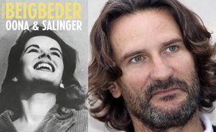 Frédéric Beigbeder publie Oona & Salinger (Grasset, 20 août 2014)