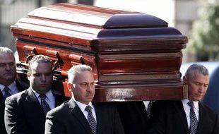 L'enterrement de Philip SeymourHoffman