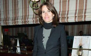 Aurélie Filippetti le 8 avril 2015 à Paris