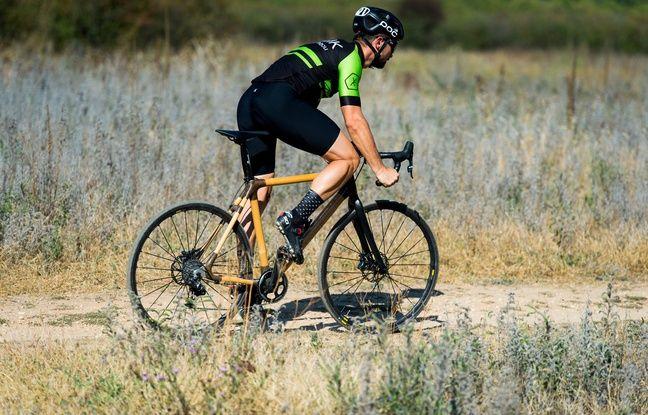 La société Cyclik,installée près de Lyon, fabrique des vélos écolos, dont le cadre est réalisé en bambou et fibres de lin.