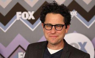 Le cinéaste J.J. Abrams à Pasadena en Californie, le 8 janvier 2013.