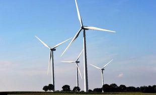 """L'Unesco souhaite qu'""""un équilibre"""" soit trouvé entre le développement des parcs éoliens et la protection du patrimoine, a déclaré mardi la directrice générale de l'Unesco, Irina Bokova."""