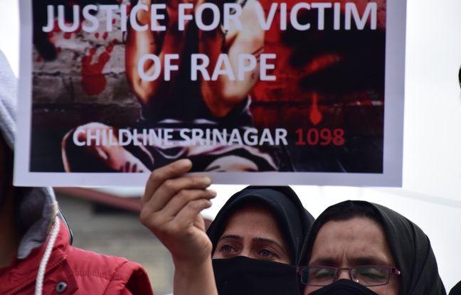 VIDEO. L'Inde envisage d'instaurer la peine de mort pour lesvioleurs d'enfants