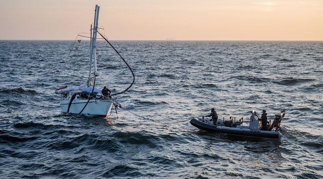 Calais: Une enquête ouverte après la collision entre un voilier de plaisance et un ferry