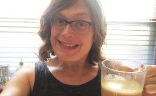 Un selfie de Lilly Wachowski.