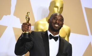 Kobe Bryant a remporté l'oscar du meilleur court-métrage, le 4 mars 2018.