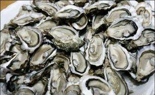Une tonne d'huîtres a été dérobée (illustration).
