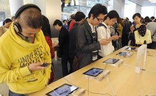 Apple a pour la première fois ouvert mercredi des discussions avec des groupes de défense de l'environnement chinois qui accusent les industriels travaillant pour le fabricant d'ordinateurs et de smartphones américain de pollution à grande échelle.