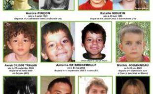 Disparitions Inquietantes Portraits D Enfants Recherches
