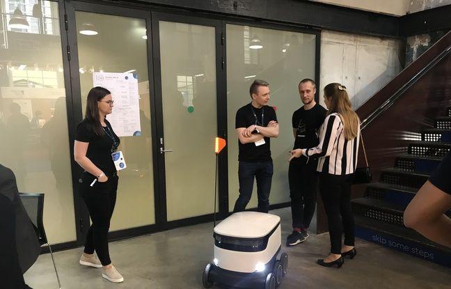 Latitude 59 a fait la part belle aux innovations numériques, et notamment aux robots qui se font une belle place dans les projets digitaux de demain.